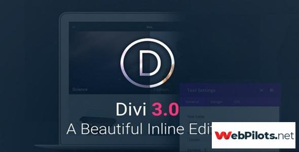 Elegant Themes Divi WordPress Themes v4.6.6