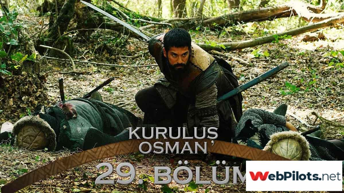 Kurulus Osman Episode 29 Season 2