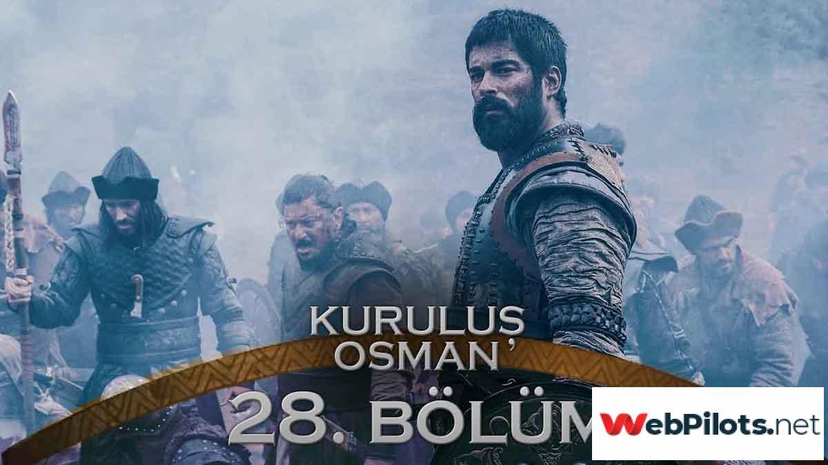 Kurulus Osman Episode Bolum 28 Season 2