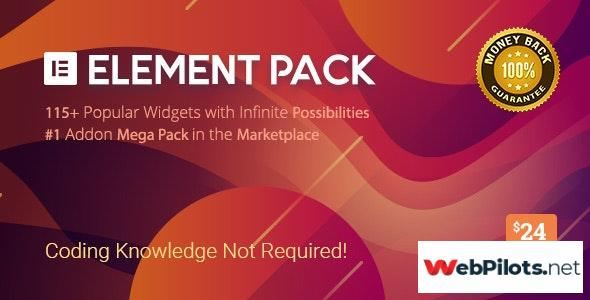 element pack v5 4 1 addon for elementor page builder nulled 5f7845d144b2f