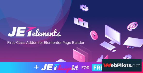 jetelements v addon for elementor page builder fdee