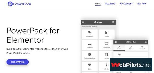 powerpack for elementor v nulled fdebda
